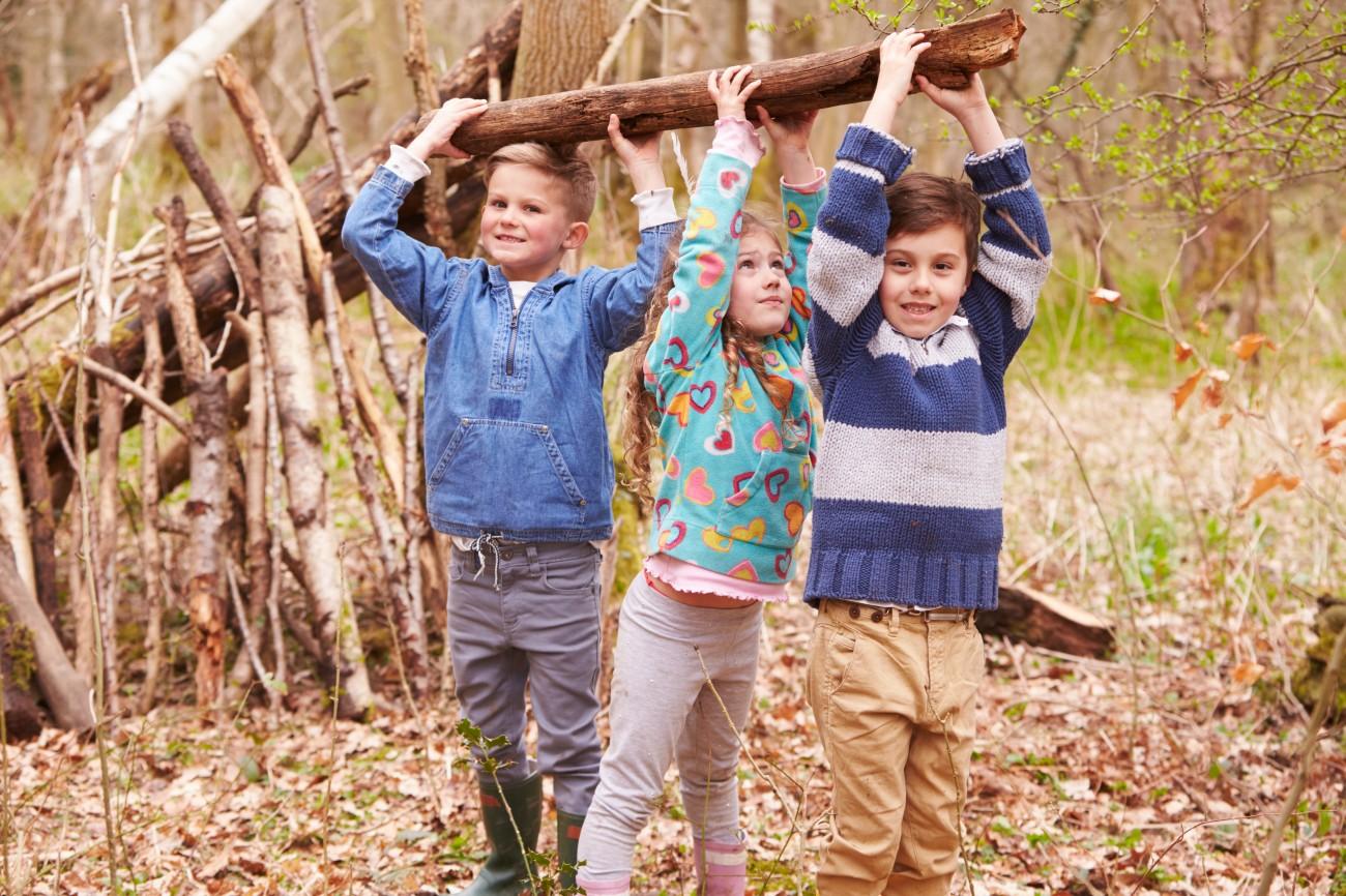 Outdoor Kidz (voor kinderen van 8 jaar en ouder uit Hilvarenbeek)
