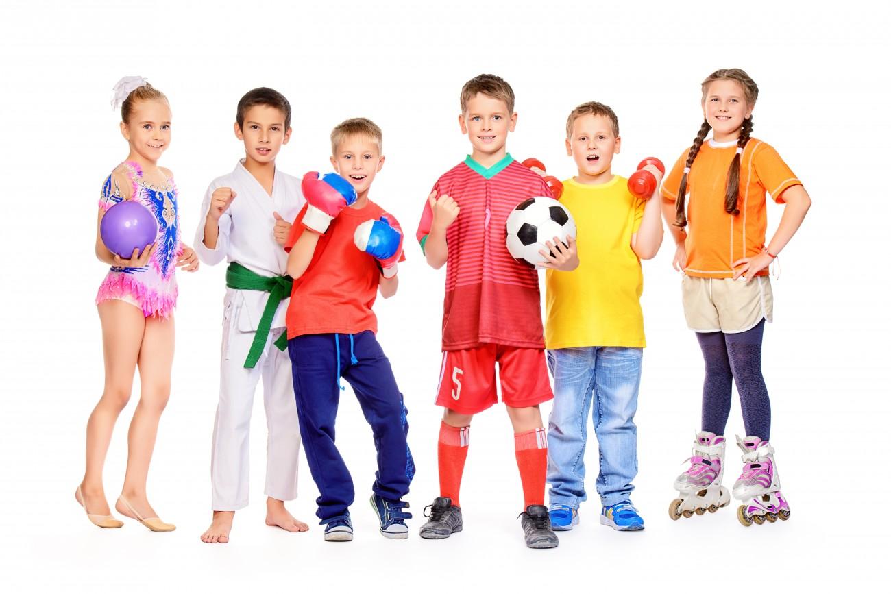 Sport Kidz (voor kinderen van 8 jaar en ouder uit Hilvarenbeek)